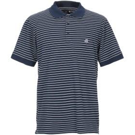 《期間限定セール開催中!》FRANKLIN & MARSHALL メンズ ポロシャツ ダークブルー XXS コットン 100%