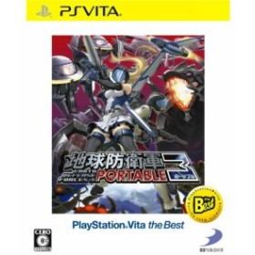 【中古即納】[PSVita]地球防衛軍3 PORTABLE(ポータブル) PlayStation Vita the Best(VLJS-50012)(20151001)