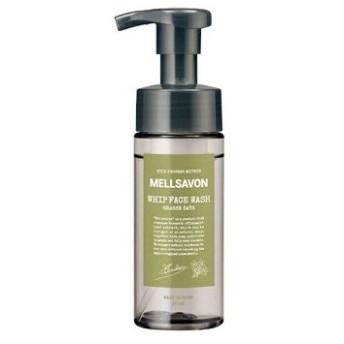 ジャパンゲートウェイ メルサボン MELLSAVON ホイップフェイスウォッシュ グラースデイズ 本体 さっぱりタイプ (150mL) 泡洗顔料