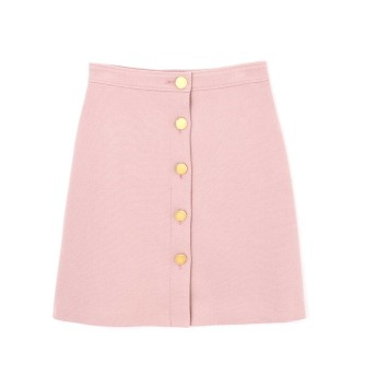 ジル スチュアート JILLSTUART カフカ台形スカート BLUSH 4【税込10,800円以上購入で送料無料】