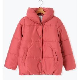 【6,000円(税込)以上のお買物で全国送料無料。】中綿ショート丈コート