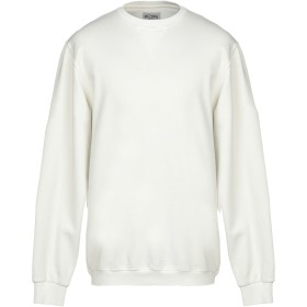 《期間限定 セール開催中》UNIT MADE メンズ スウェットシャツ ホワイト S コットン 100%