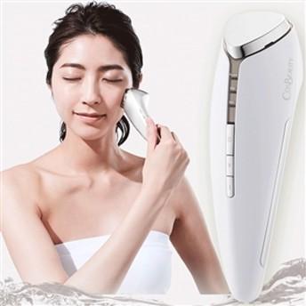 【コスビューティ】 美顔器(充電式)リフトアイロンプロ(ホワイト) CB-032-W01 フェイスケア用品