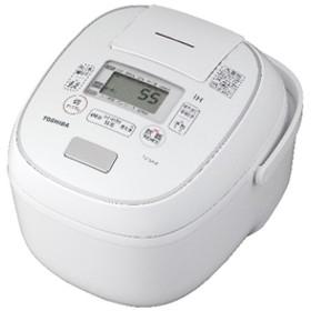 【東芝】 IH炊飯器 RC-10RM(W) IH5.5合