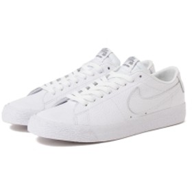 NIKE / NIKE SB Zoom Blazer Low NBA メンズ スニーカー WHITE 29