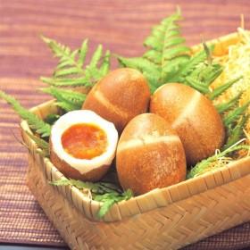 半熟燻製卵スモッち