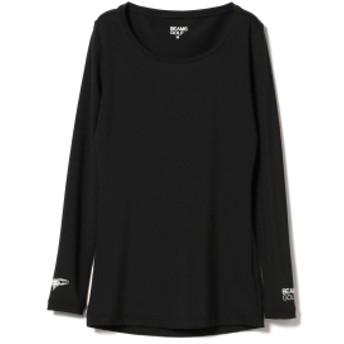 【UVカット】BEAMS GOLF ORANGE LABEL / コンプレッションウエア レディース アンダーウェア(女性) BLACK M