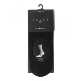 BEAMS FALKE / Family Step メンズ ソックス・靴下 BLACK 41-42