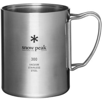 スノーピーク snowpeak MG-213 ステンレス真空マグ 300/アウトドア キャンプ テーブルウェア マグカップ 食器