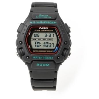 CASIO / DW-290-1 メンズ 腕時計 BLACK ONE SIZE
