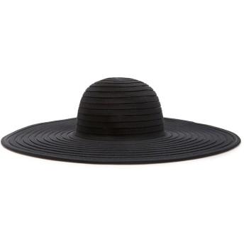 ハット - FOREVER 21 【WOMEN】 【ワイドブリムフロッピーハット】 帽子 白 ホワイト 黒 ブラック リゾート