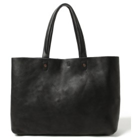 SLOW×BEAMS / 別注 Bono Tote メンズ トートバッグ BLACK ONE SIZE