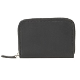 MARGARET HOWELL × PORTER / LEATHER COIN CASE メンズ コインケース BLACK ONE SIZE