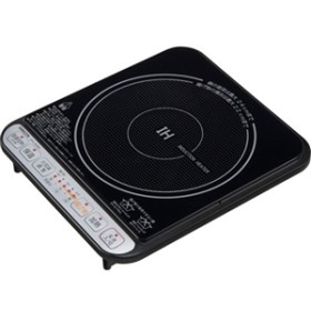 【山善】 卓上IH調理器 KIH-L14D(BK)-2 IH調理器