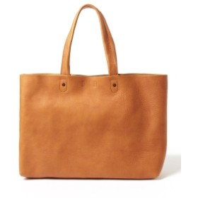 SLOW×BEAMS / 別注 Bono Tote メンズ トートバッグ CAMEL ONE SIZE