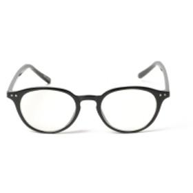 B:MING by BEAMS / EYEWEAR BOSTON NEW メンズ メガネ BLACK ONE SIZE