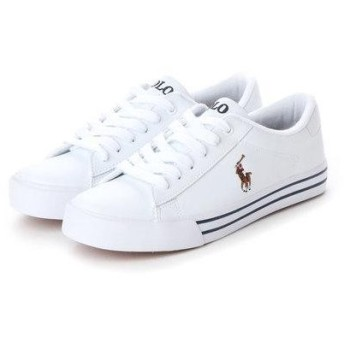 ポロラルフローレン POLO RALPH LAUREN EASTEN100702WT3.5 (WHITE)
