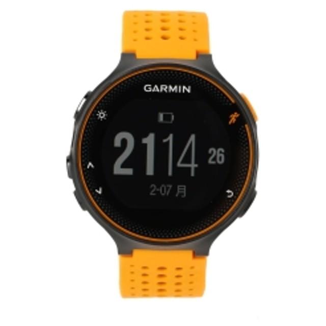 fc3d231aa1 Garmin / ForeAthlete 235J ランニングウォッチ メンズ 腕時計 ORANGE ONE SIZE