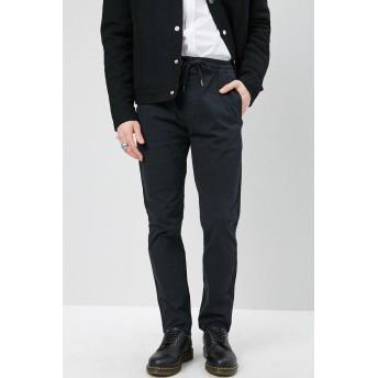 パンツ・ズボン全般 - FOREVER 21【MEN】 【ドローストリングパンツ】ロングパンツ 緑 カーキ 黒 ブラック XS S M L