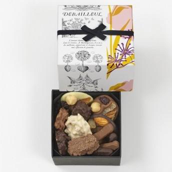 バレンタイン VALENTINE チョコレート 2019 ドゥバイヨル エスペリ フリアンディス 12個入 本命 チョコ