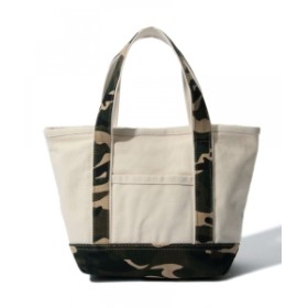 B:MING by BEAMS / キャンバス トートバッグ レディース トートバッグ CAMO ONE SIZE