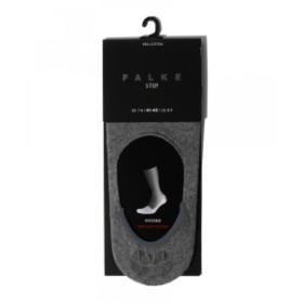 BEAMS FALKE / Family Step メンズ ソックス・靴下 GREY 41-42
