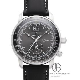 ツェッペリン ZEPPELIN ツェッペリン号 誕生100周年 記念モデル デュアルタイム 7640-2 【新品】 時計 メンズ