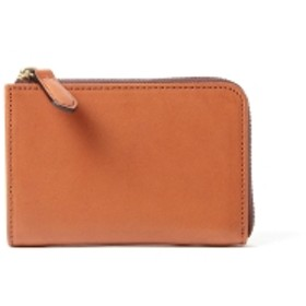 SLOW × BEAMS / 別注 ショートウォレット メンズ 財布 CAMEL ONE SIZE