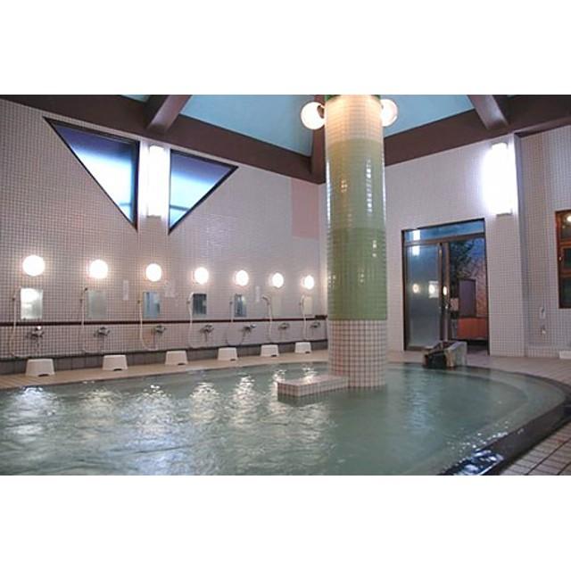 < 温泉利用券 > 下諏訪温泉 湖畔の湯 入浴回数券(10枚綴り)