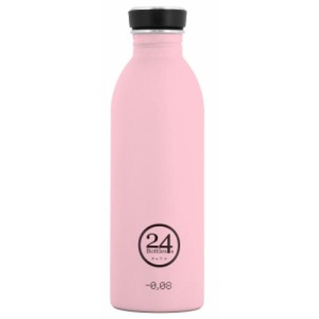 24ボトルズ 24BOTTLES ステンレスボトル アーバンボトル 500ml キャンディピンク 水筒 マイボトル おしゃれ かっこいい Urban Bottle