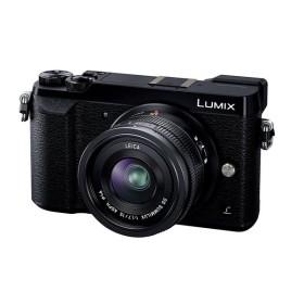Panasonic パナソニック LUMIX G ルミックス DMC-GX7MK2LK ミラーレス一眼 デジタルカメラ 単焦点 ライカ DG レンズキット ブラック ☆ 新品 未使用品 ☆