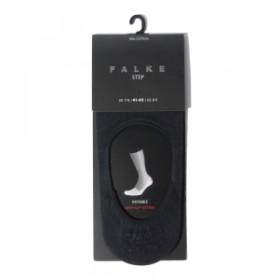 BEAMS FALKE / Family Step メンズ ソックス・靴下 NAVY 41-42