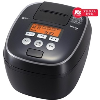【タイガー魔法瓶】 圧力IH炊飯器 JPC-10KS KP IH5.5合