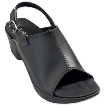 50%OFFリゲッタステップスフィットカバーサンダル ■カラー:ブラック ■サイズ:S(22-22.5cm),M(23-23.5cm)