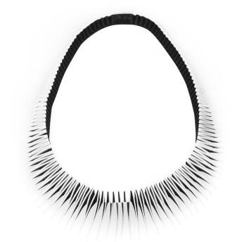 Serpent ネックレス ホワイト/ブラック