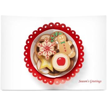 MoMA クリスマスカード クリスマスクッキー