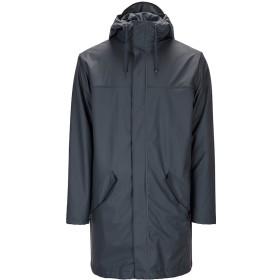 RAINS アルパインジャケット ブルー XS/S