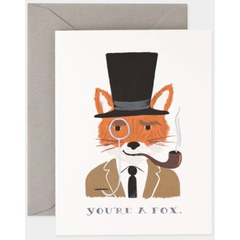 You're a Fox(フォックス)・カード
