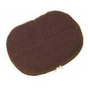 マルカ ファスナー湯たんぽ袋(ブラウン) フアスナ-ユタンポブクロ ブラウン[フアスナユタンポブクロブラウン]【返品種別A】