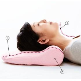 寝ながらリンクルケア美容枕 - セシール