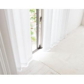 レースカーテン(UVカット率99%のUVプロテクトカットタイプ・遮熱・目隠し) - セシール ■カラー:ホワイト ■サイズ:幅100×丈113cm(2枚組),幅200×丈218cm(1枚物),幅100×丈158cm(2枚組),幅130×丈218cm(2枚組),幅150×丈183cm(2枚組),幅130×丈168cm(2枚組),幅130×丈238cm(2枚組),幅100×丈218cm(2枚組),幅100×丈183cm(2枚組),幅100×丈188cm(2枚組),幅100×丈133cm(2枚組),幅100×丈