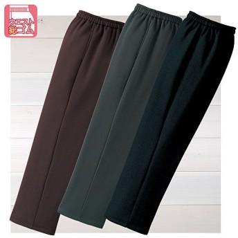 【メンズ】 お父さんの年中重宝パンツ(色違い3枚組) - セシール ■サイズ:L(股下65),3L(股下65)
