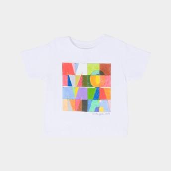 YOSHIMOTO ロゴ キッズ Tシャツ 12M