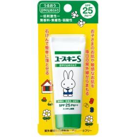 ユースキン製薬 ユースキンS UVミルク 40g サンケア・UV日焼け止め(フェイスケア)