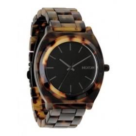 ニクソン 腕時計 New Authentic Nixon Time Teller タイムテラー Acetate Watch Tortoise Bracelet A327-646 A327646