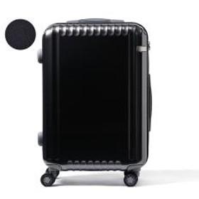 【5年保証】エース スーツケース ace. スーツケース パリセイドZ Palisades-Z キャリーケース ace.TOKYO エーストーキョー ファスナー 48L 1~3泊 小型 Sサイズ ハード 旅行 軽量 05583 ブラックカーボ