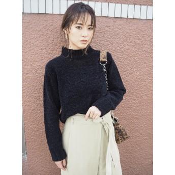 ニット・セーター - MURUA ミニマルモールニット
