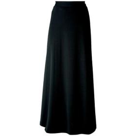 【レディース】 ブラックフォーマルスカート - セシール ■カラー:ブラック ■サイズ:L,LL,3L