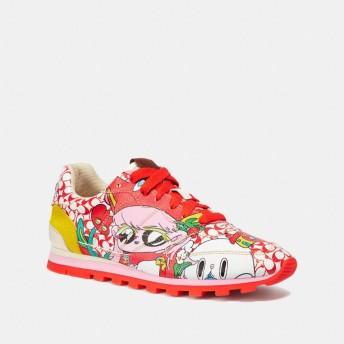 COACH コーチ C118 BY Sawako Kageyama 靴