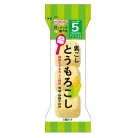 アサヒグループ食品 和光堂 はじめての離乳食 裏ごしとうもろこし 1.7g (5か月頃~) ウラゴシトウモロコシ【返品種別B】